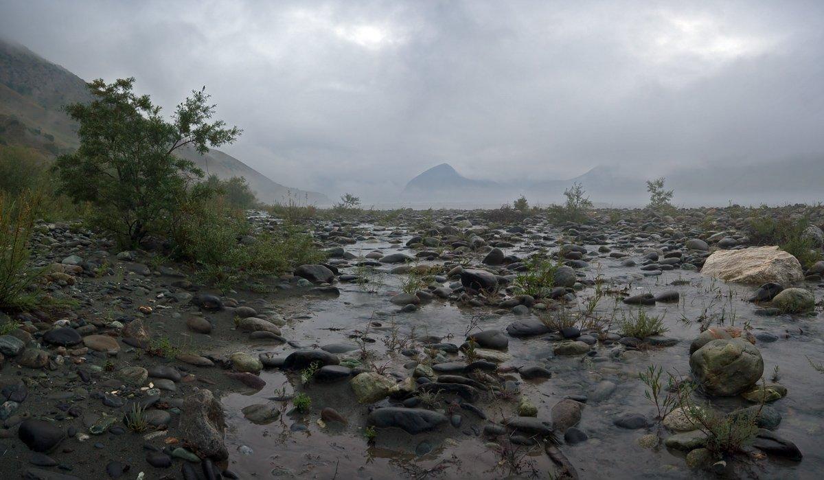 памир 2010, поход, долиной реки обихингоу, Андрей Chogori Громов