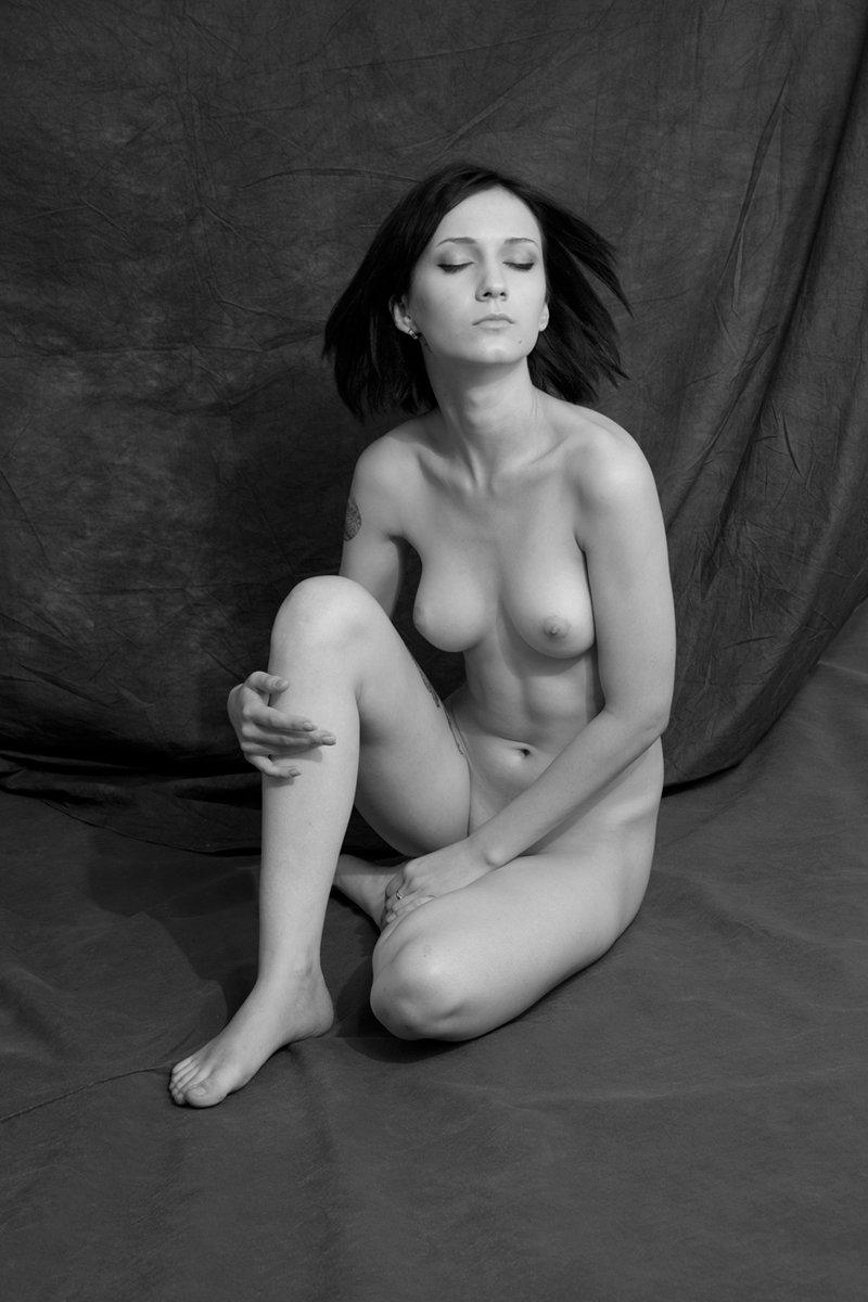 nude,b/w,girl,black&white,, Грачёв Олег