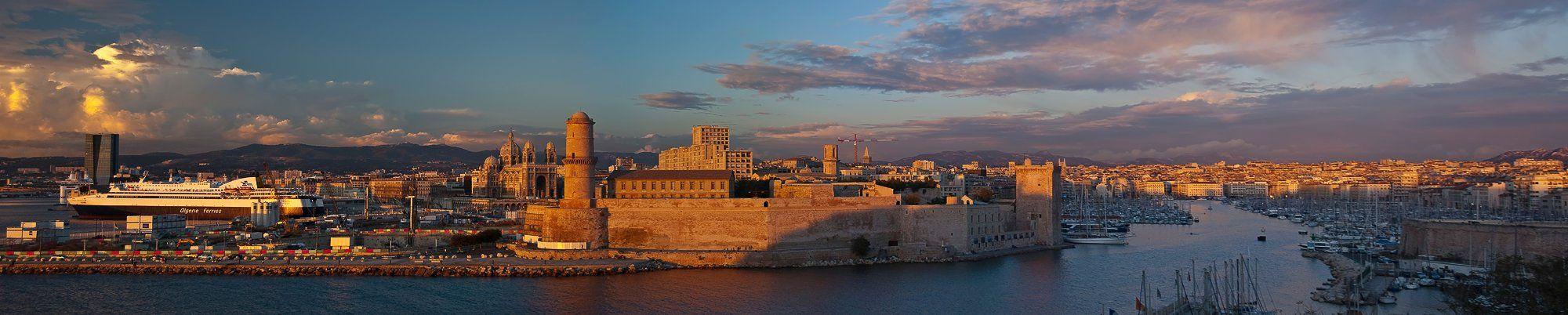 франция, марсель, порт, Александр Беляев