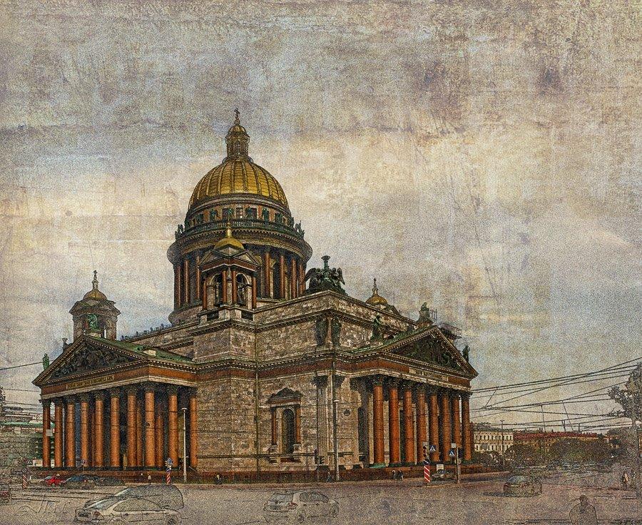 исаакиевский собор, санкт-петербург, Малыш