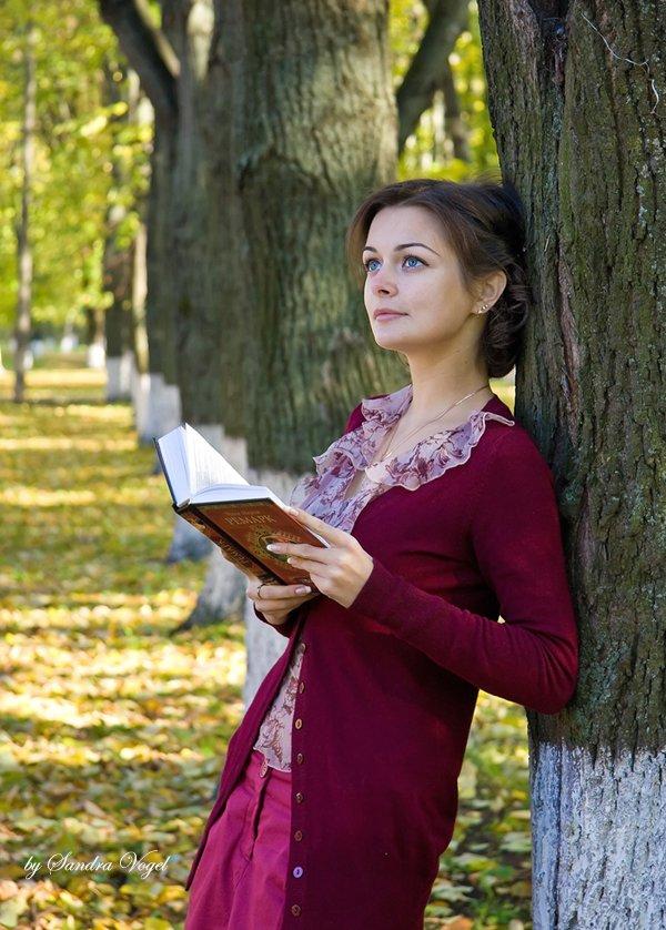 сыграть, роль, книга, осень, девушка, роман, осень, dark-angel