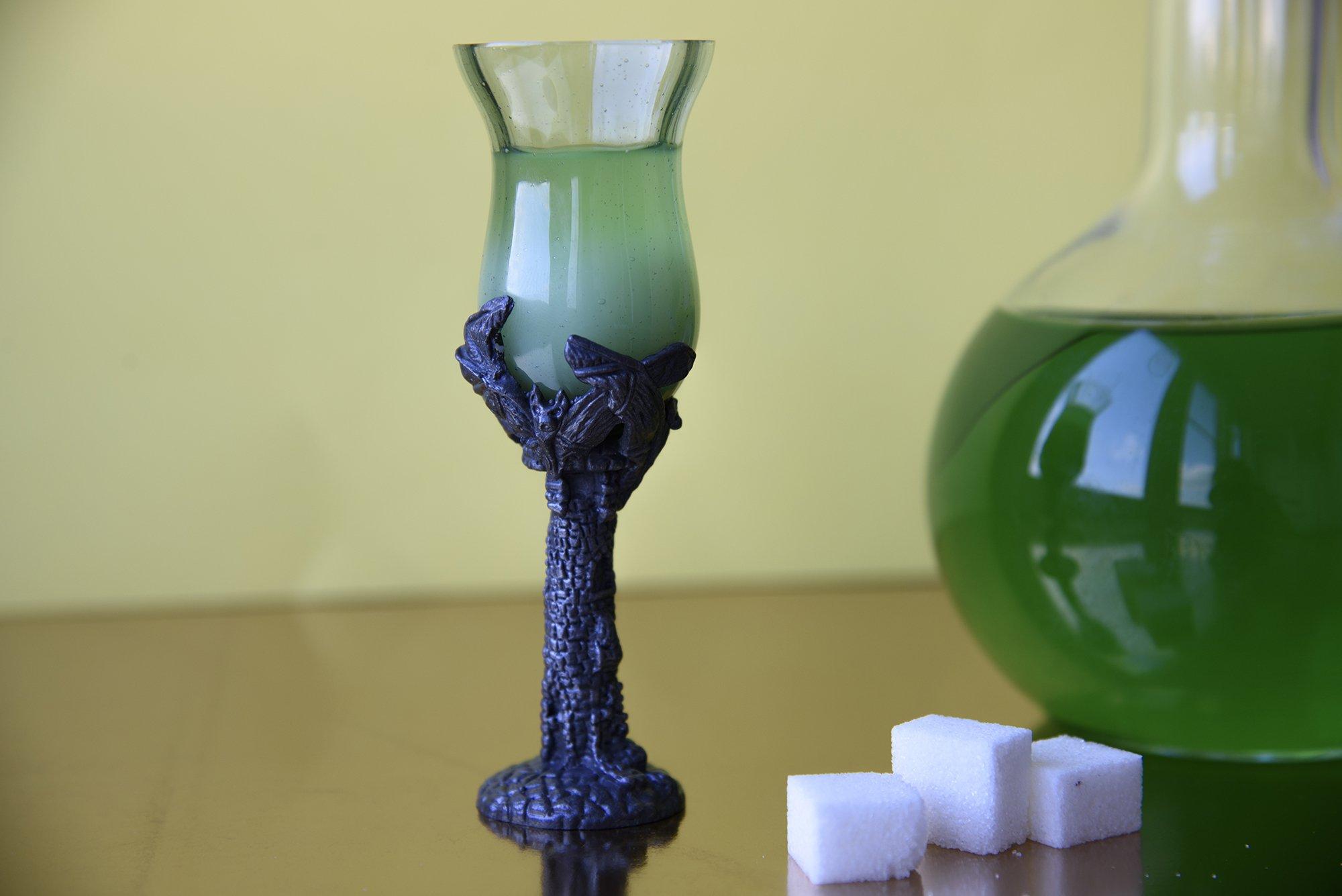 абсент, алкоголь, напиток, полынь, сахар, Svetlana Khromova