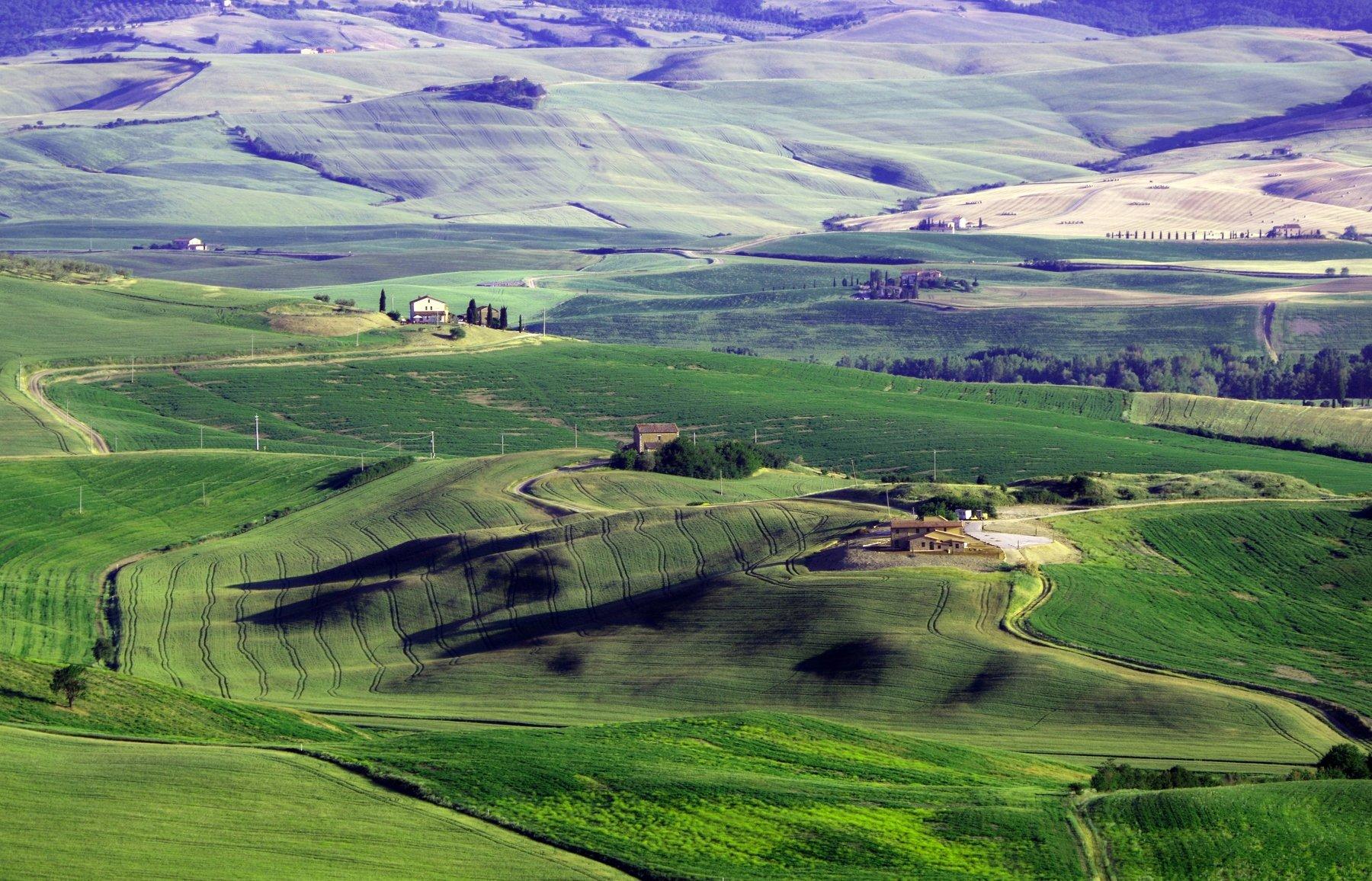 tuscany,italy,landscape,, Jacek