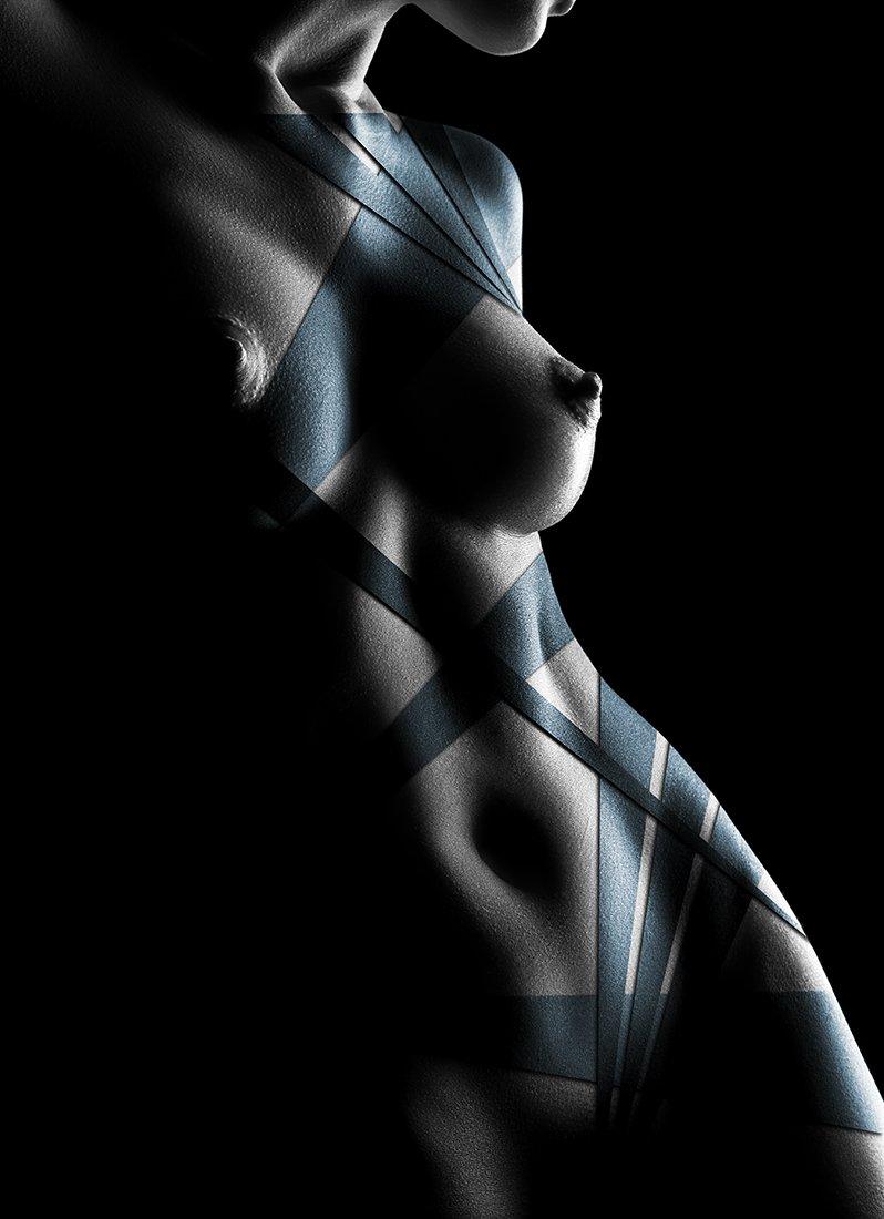 nude, woman, monochrome, body, sensuality, femininity, sexuality, Андрей Бортников