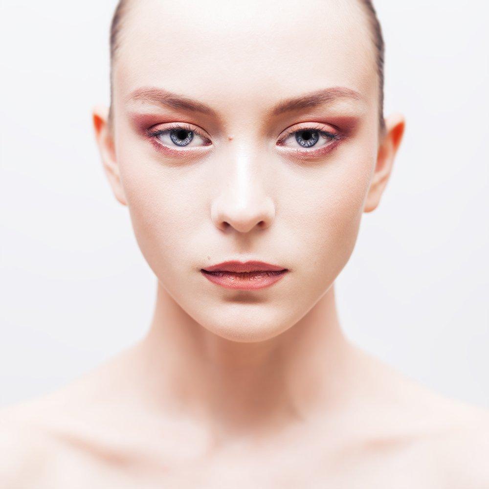 makeup, portrait, young woman, fashion, beautiful, Андрей Бортников