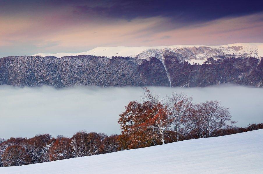 горы, карпаты, котенко, зима, осень, снег, Котенко Александр