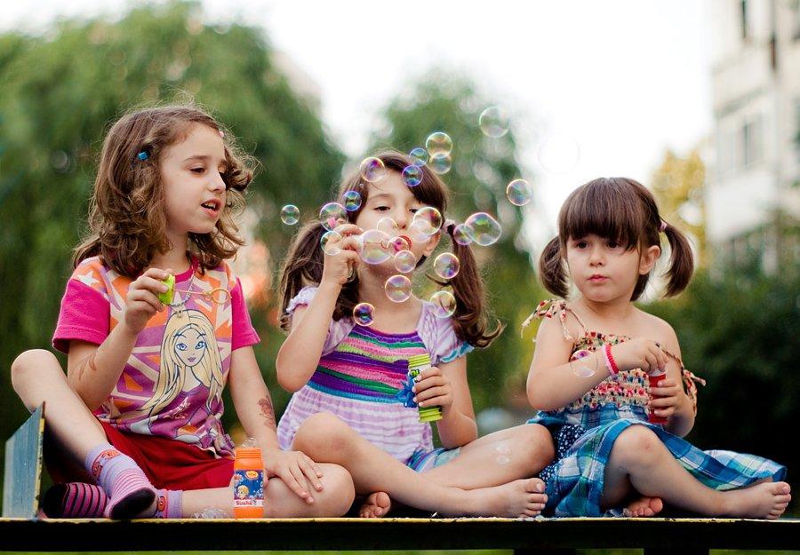 дети, и, лето, Svetlana Bekyarova