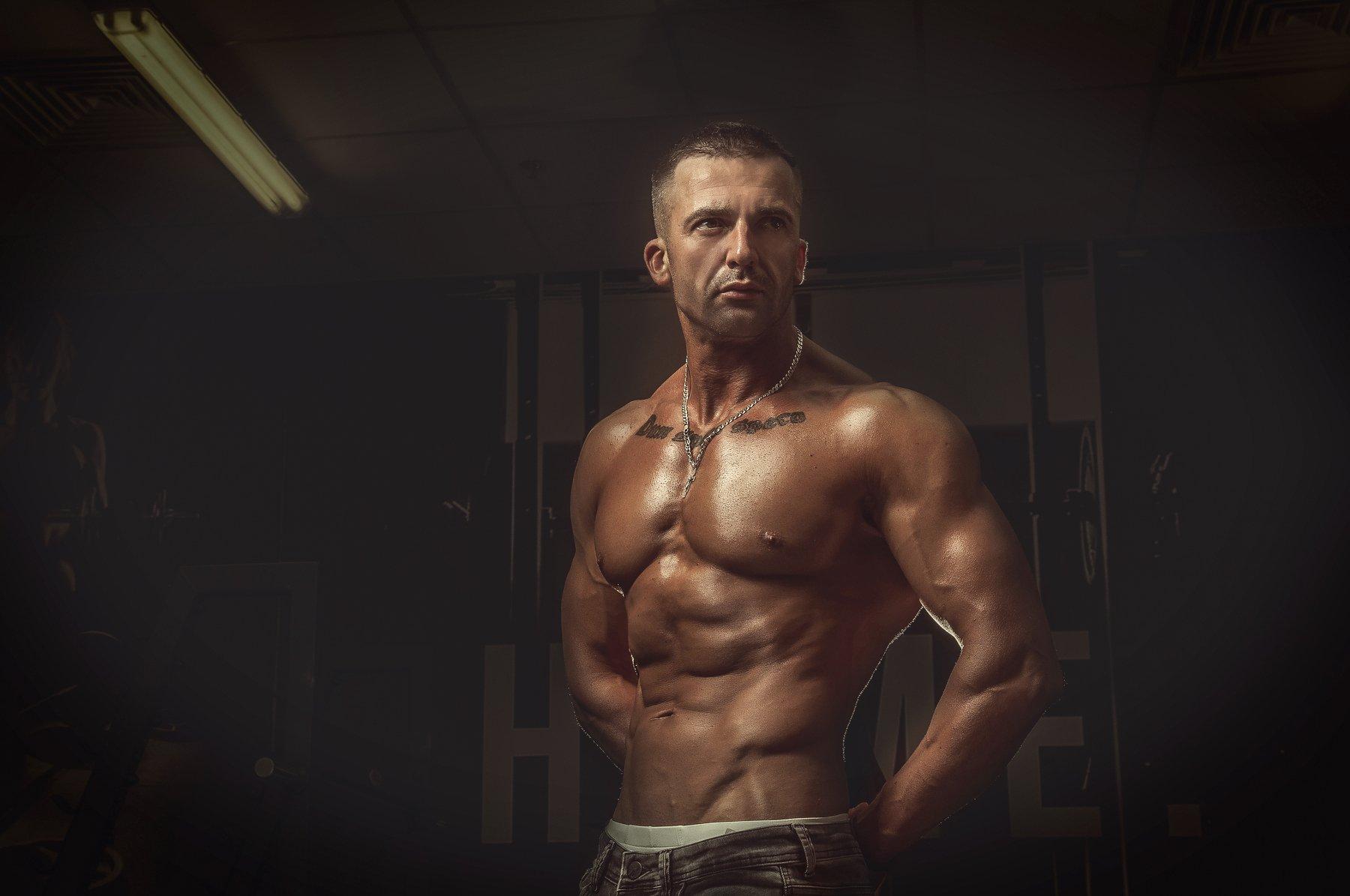 атлет, красивое тело, мужская съемка. спорт, Семенова Татьяна
