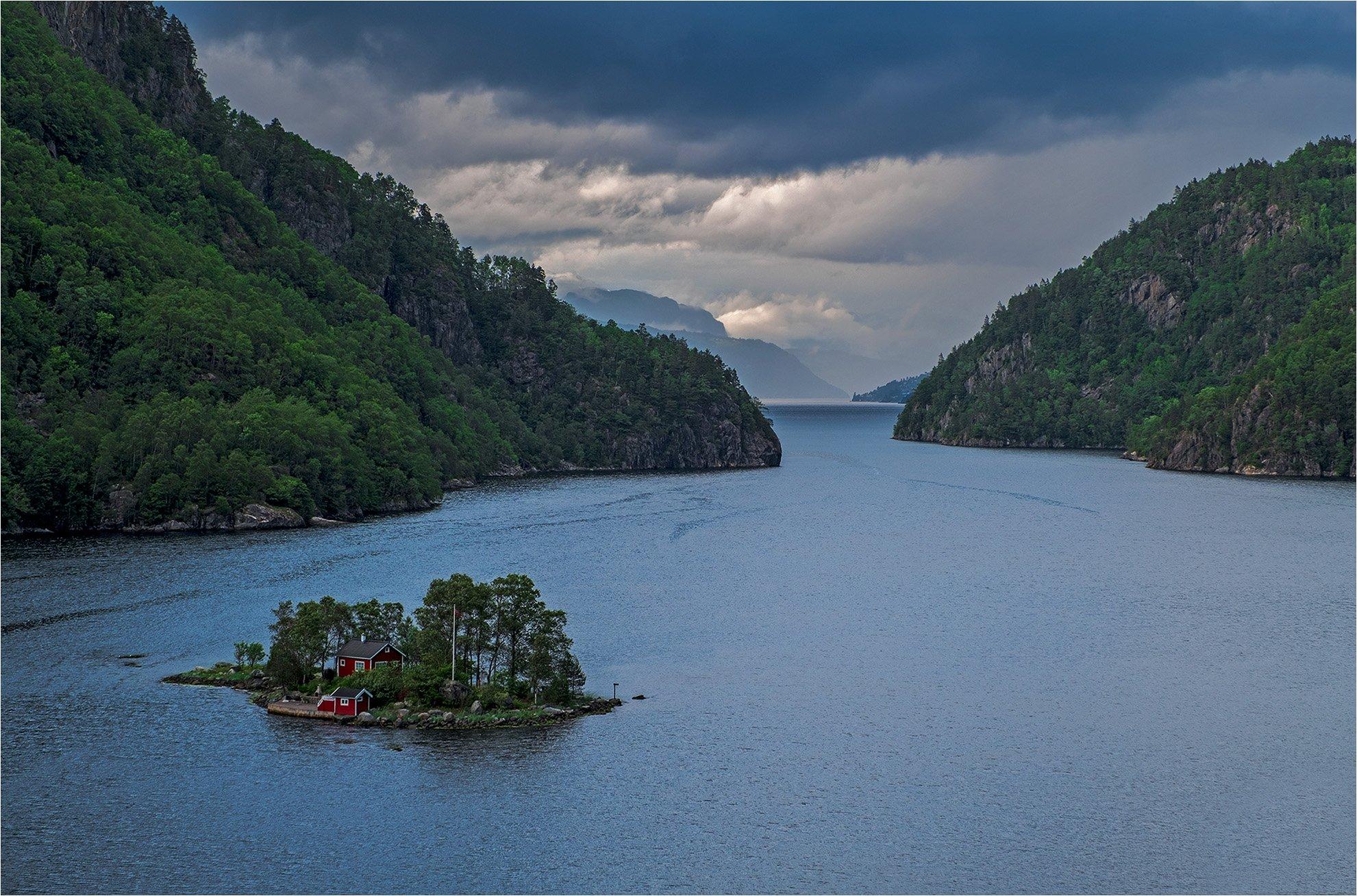 norway, fjord, норвегия, фьорд, Владимир В. Эделев