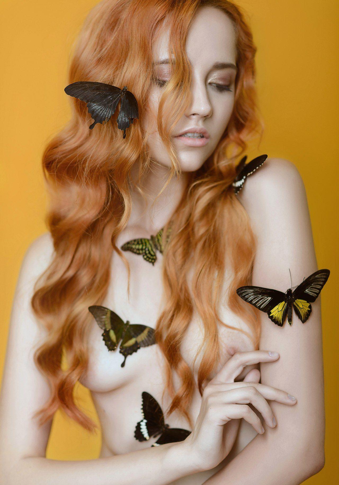 nude, girl, Валерий Алтунин