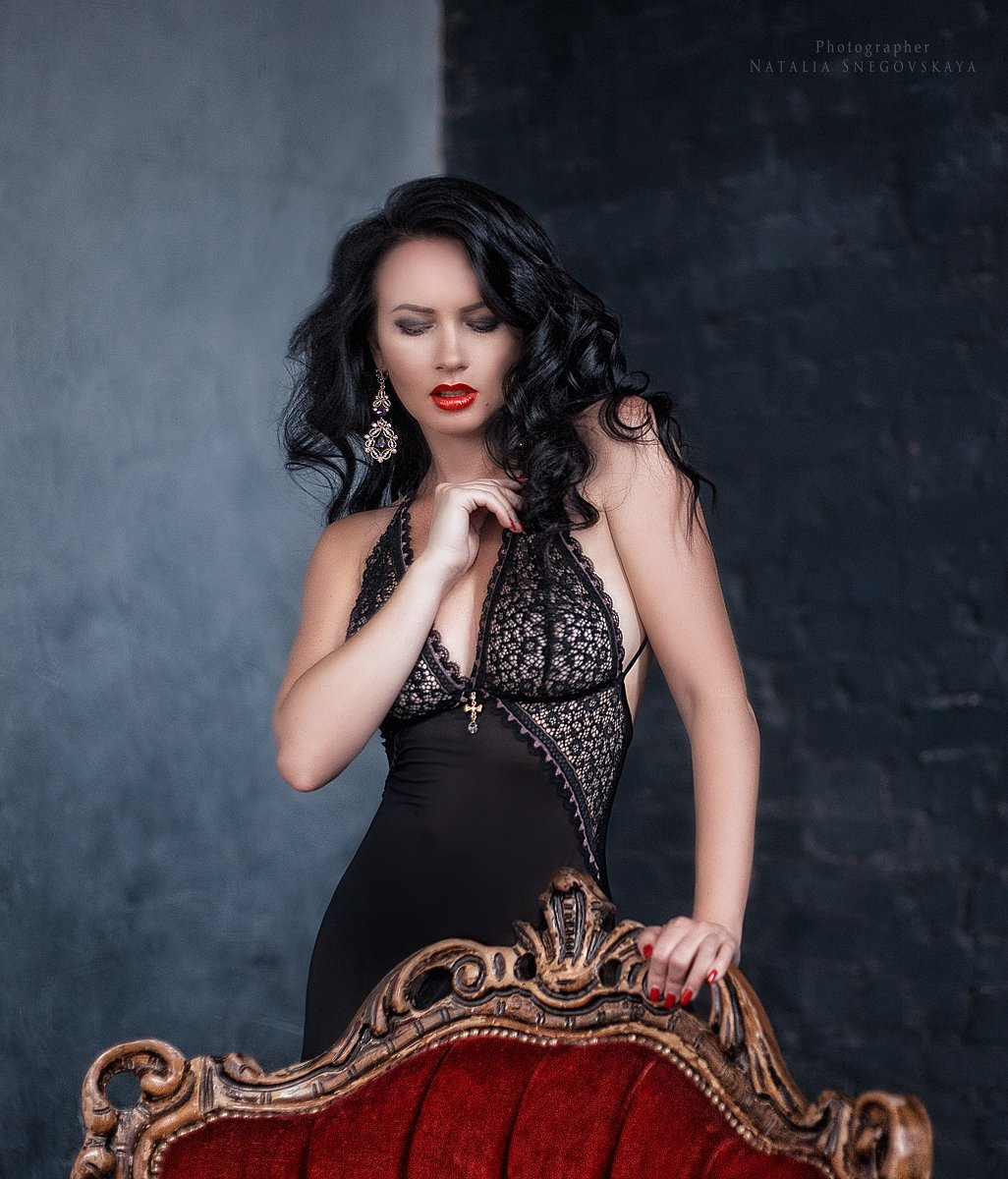 , Snegovskaya Natalia