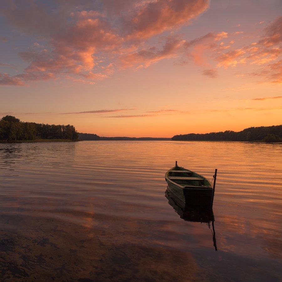 landscape,canon,sunrise,lake, Iza,Darek