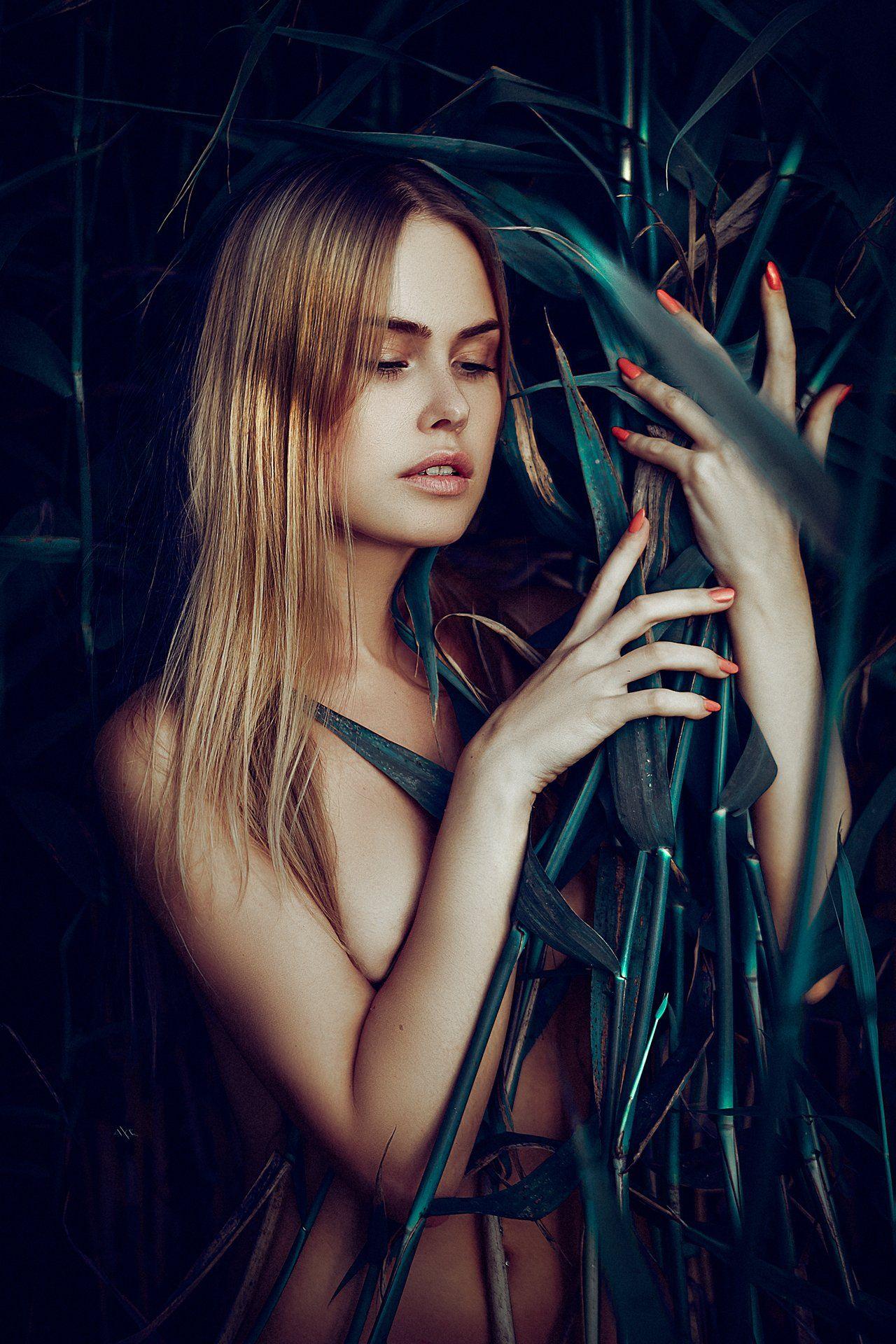 woman, nature, golden hour, outdoors, natural light, mood, Руслан Болгов (Axe)