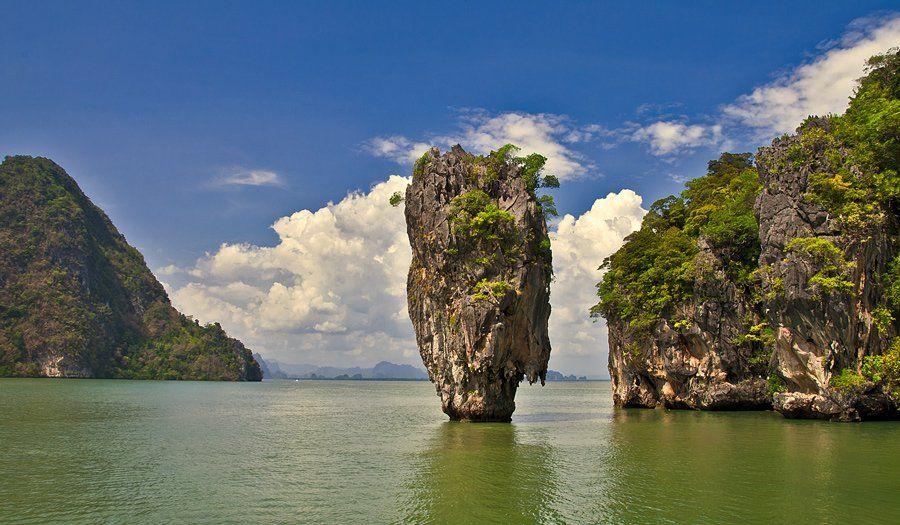бонд, тайланд, пханг-нга, остров, као тапу, GunterV