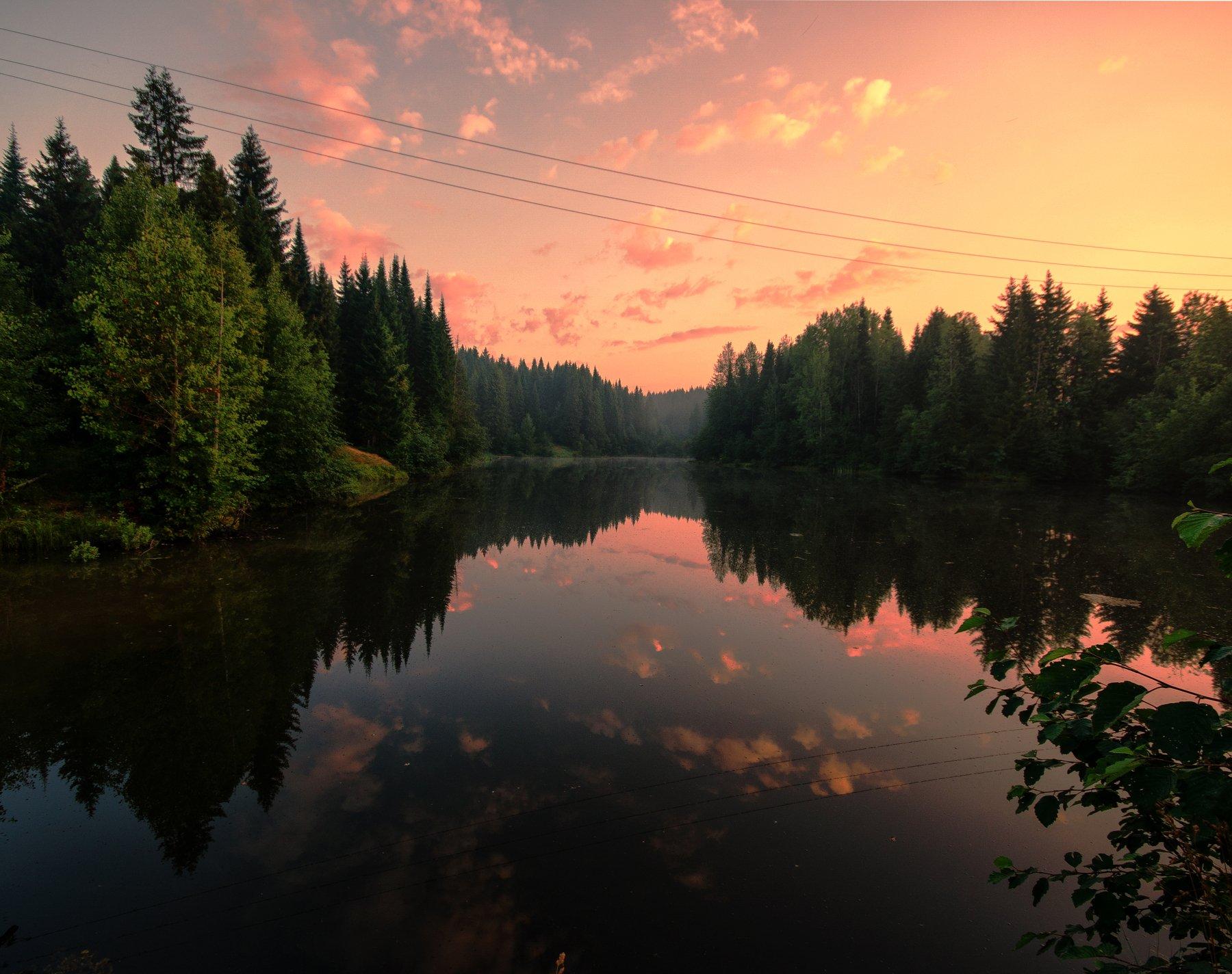 утро,провинция,солнце,природа, Карепанов Евгений