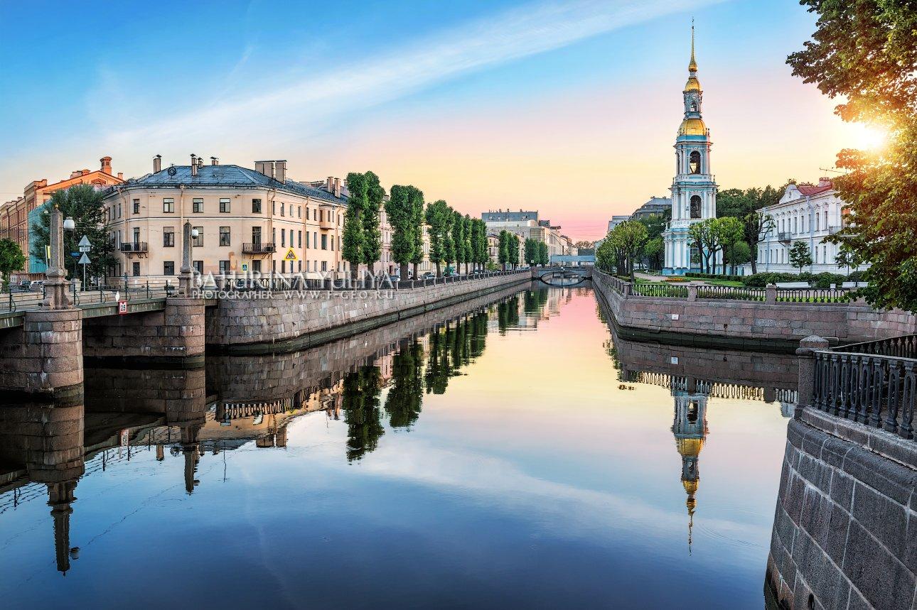 санкт-петербург, крюков канал, никольский собор, пикалов мост, колокольня, Юлия Батурина