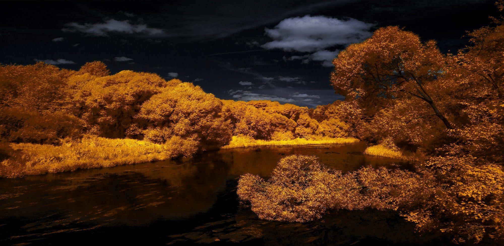 infrared,ик-фото,инфракрасное фото,инфракрасная фотография,пейзаж,природа,беларусь,лето, Sixten ( Сергей )