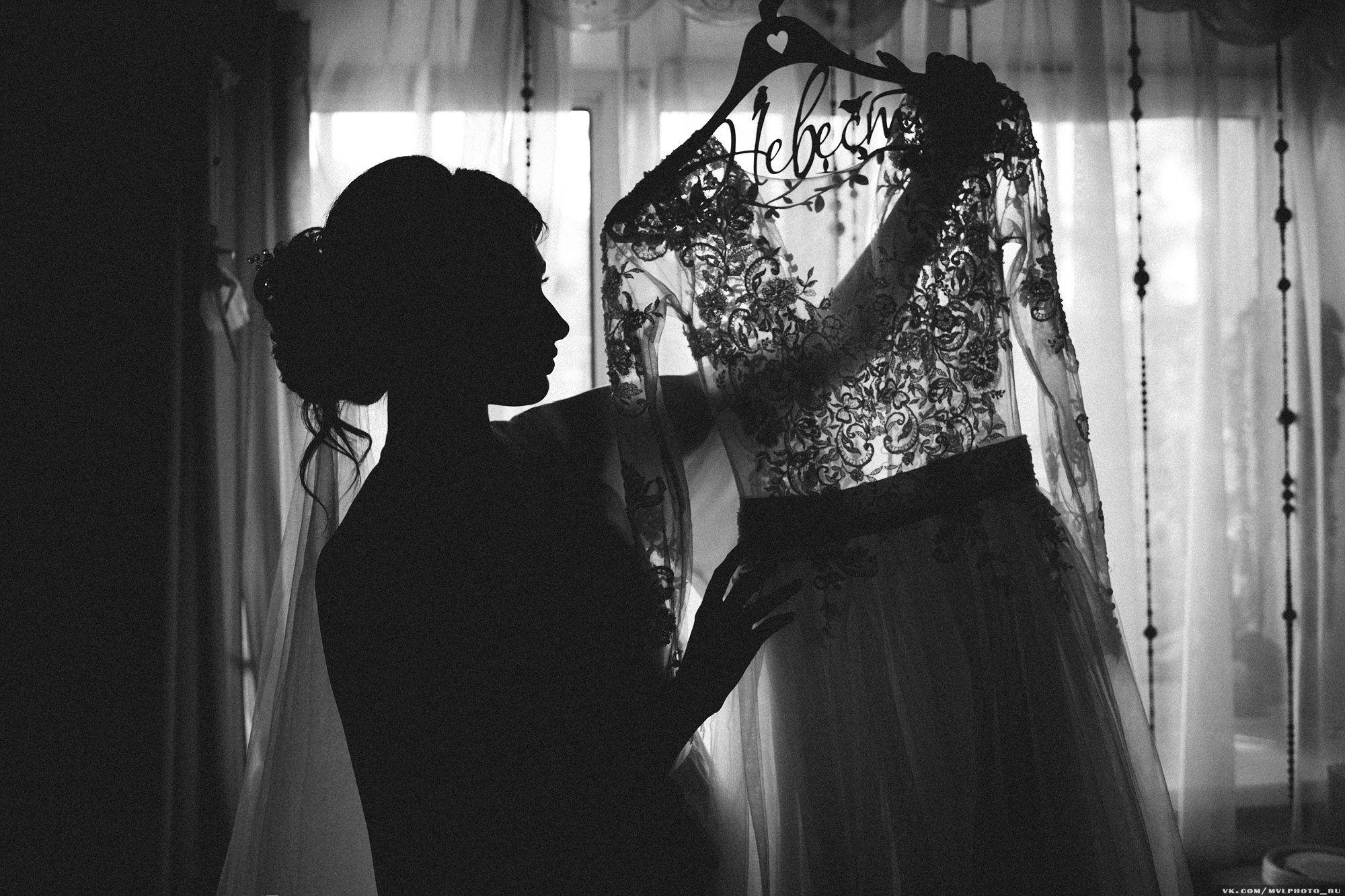 свадьба, невеста, контровый, платье, ажурное, Вадим Миронов