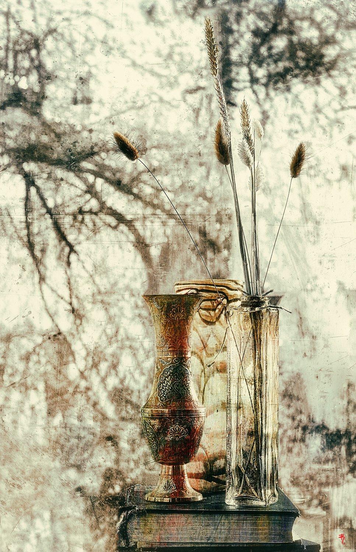 натюрморт, осень, Владимир Симакин