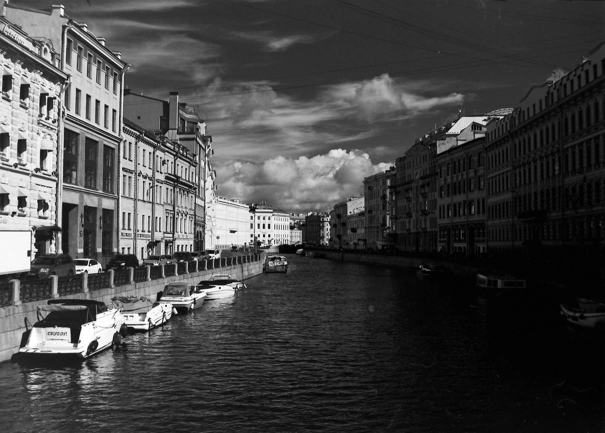пленка, черно-белая фотография, красный фильтр, Домарацкий Иван