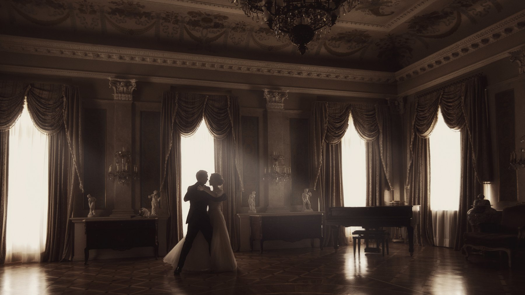 first wedding dance, film, story, morozovka, Сергей Спирин