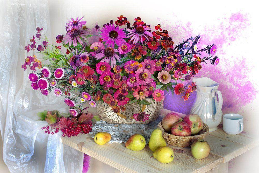 Осени краски Вера Павлухина