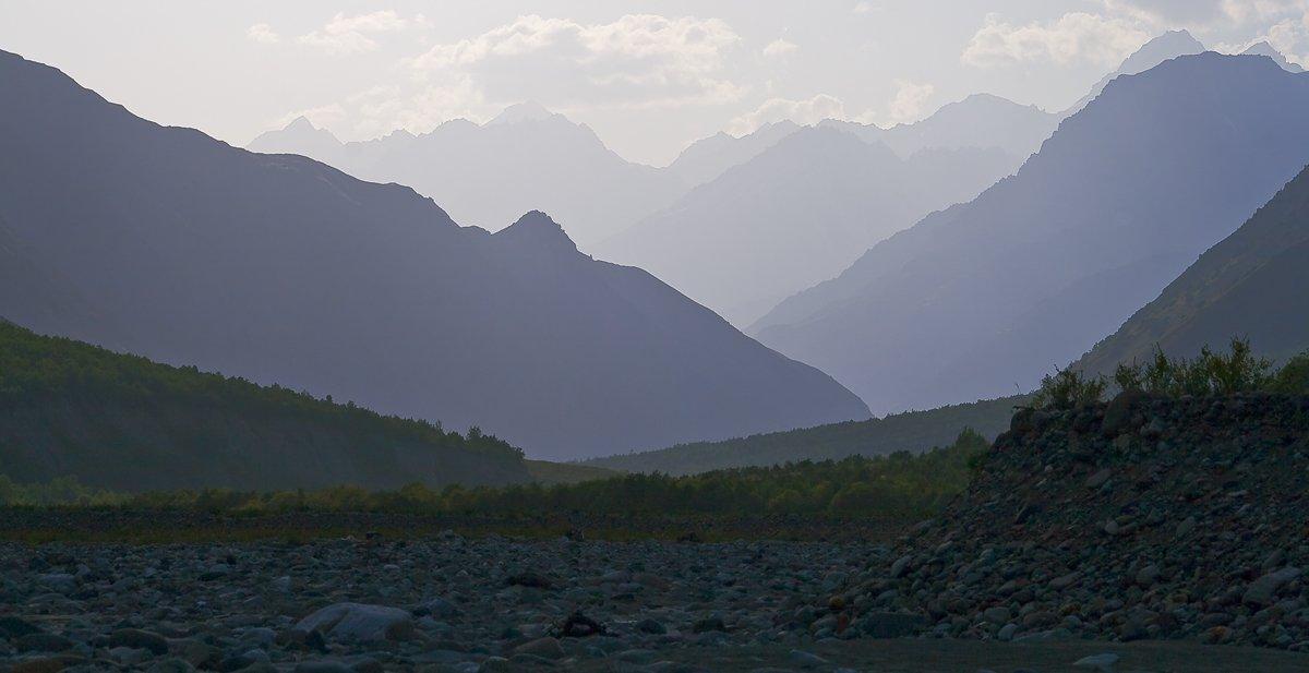 памир, 2010, поход, долиной реки обихингоу, Андрей Chogori Громов