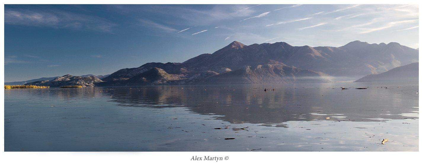 скадарское, озеро, черногория, Alexander Martynov