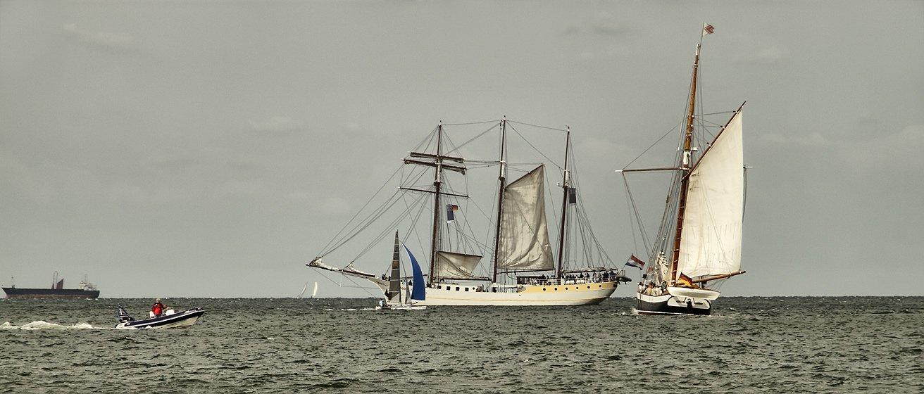 балтийское море, корабли, Игорь Дубровский