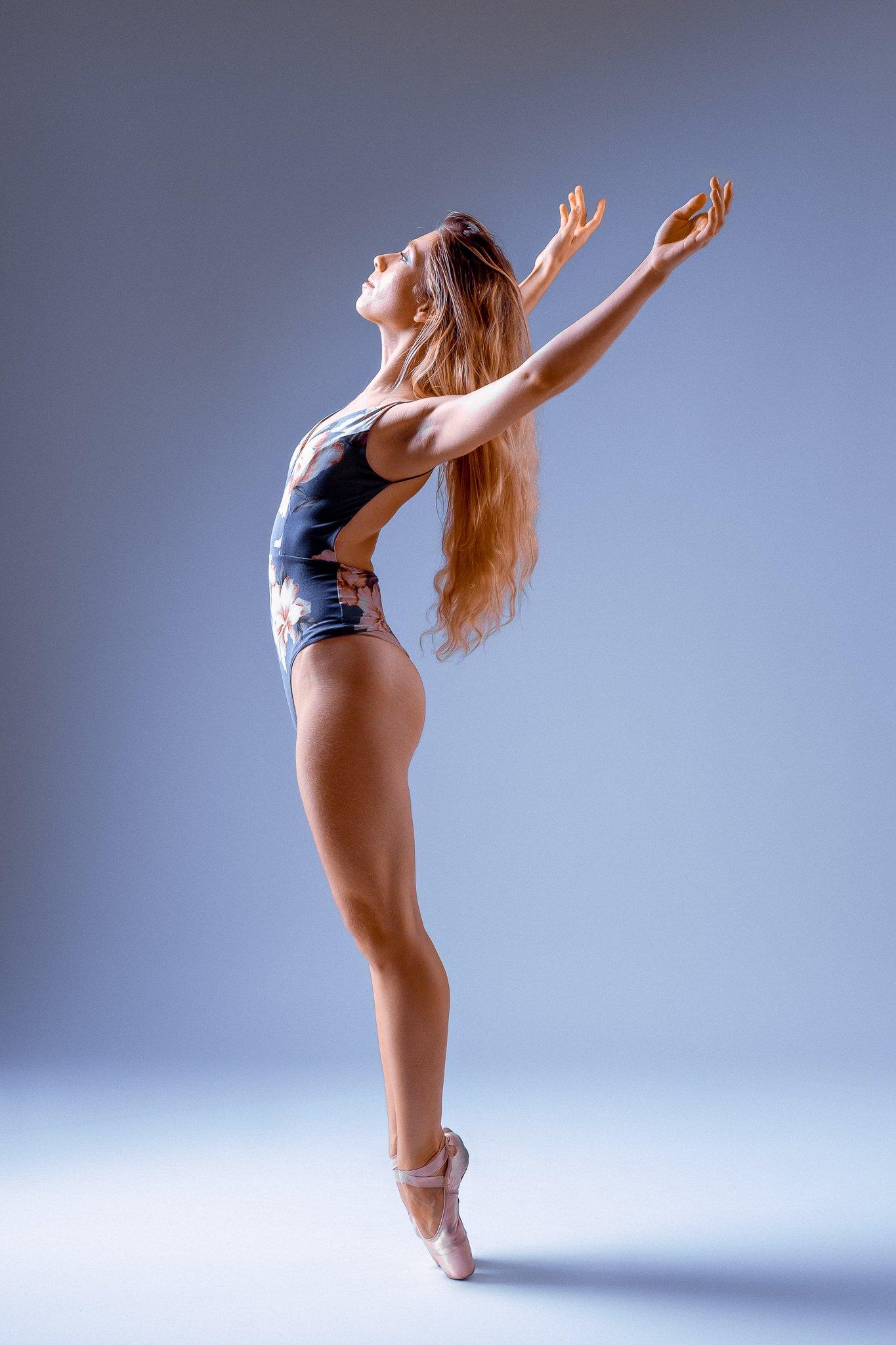 girl, female, pretty, portrait, dancer, blonde, Saulius Ke