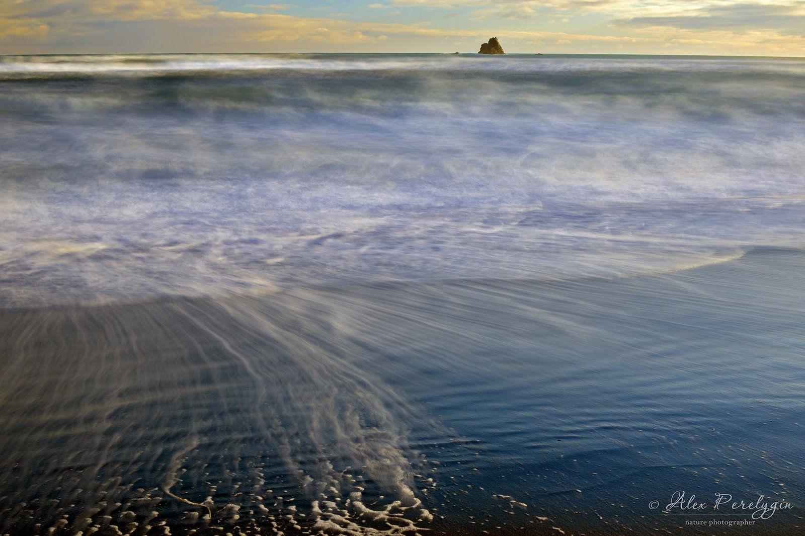 камчатка, океан, Алексей Перелыгин