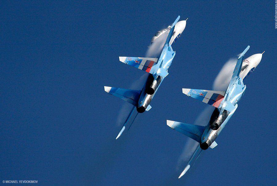ангелы неба су-27 сухой липецкие летчики, Michael Yevdokimov