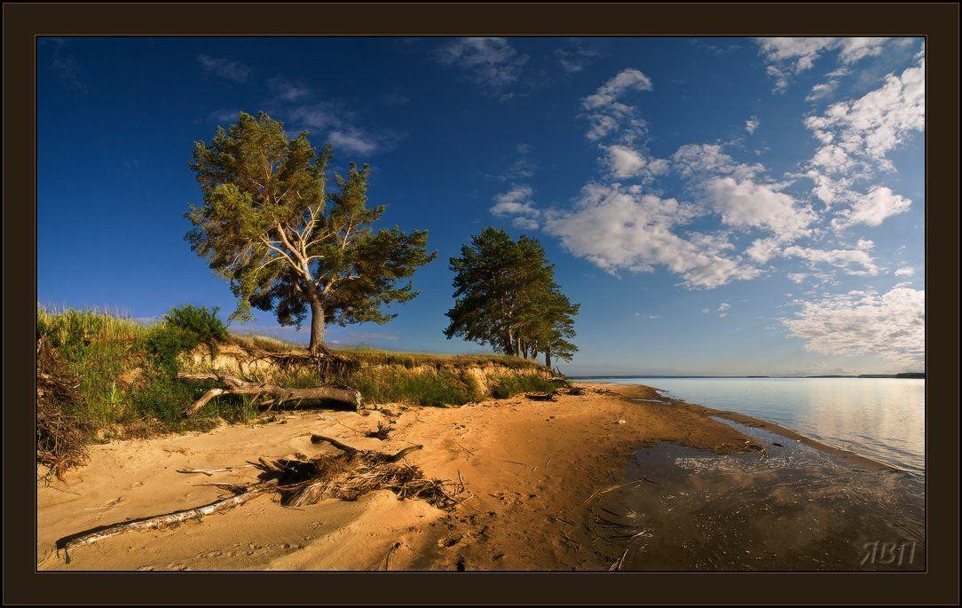 лето, остров, море, берег, Виталий из Н-ска
