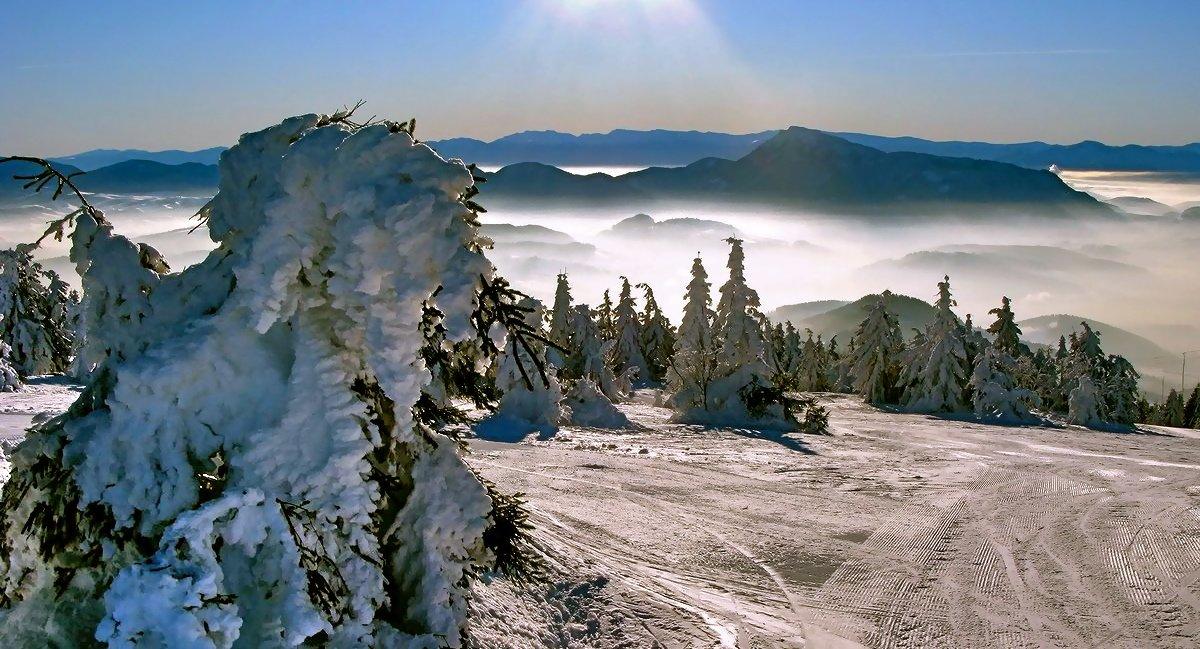 зима, горы, татры, Vasylevskyy Vitaliy