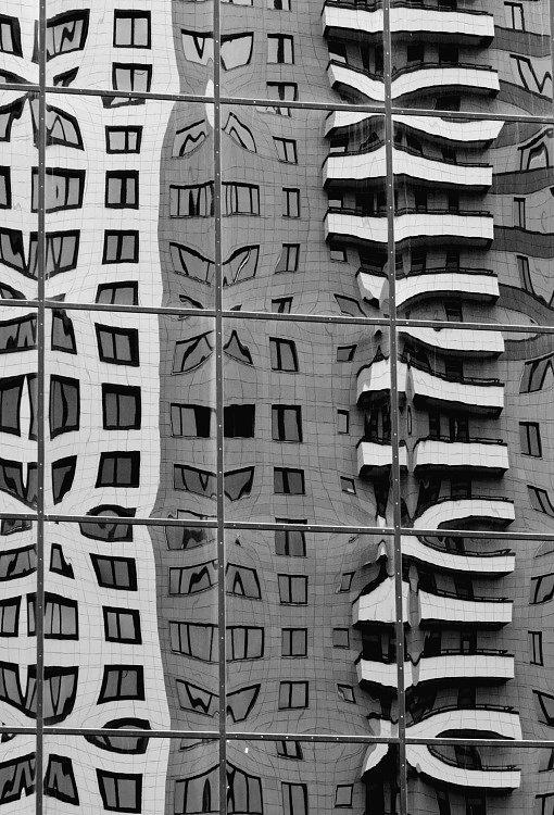 дом, отражения, Лев Теверовский