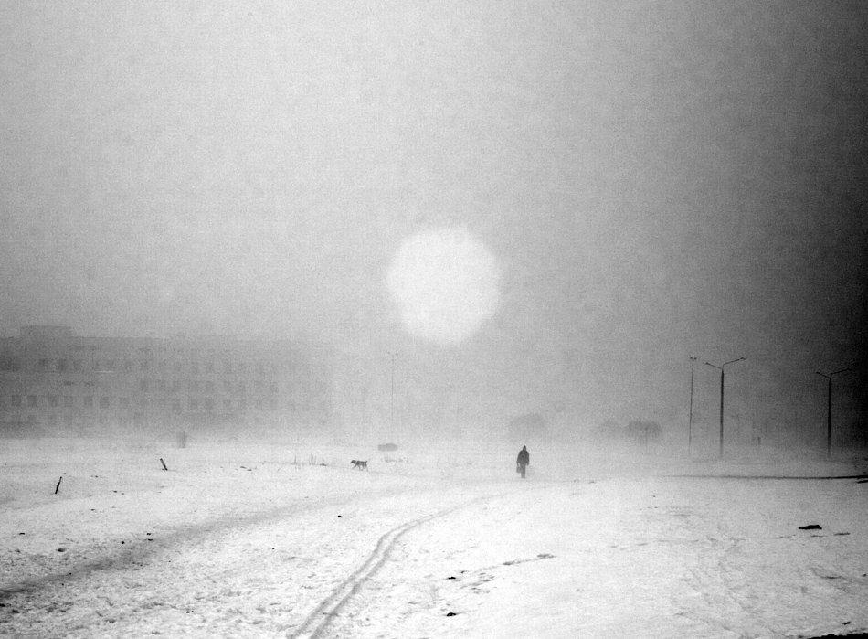 человек, солнце, пустота, Александр Гришаев