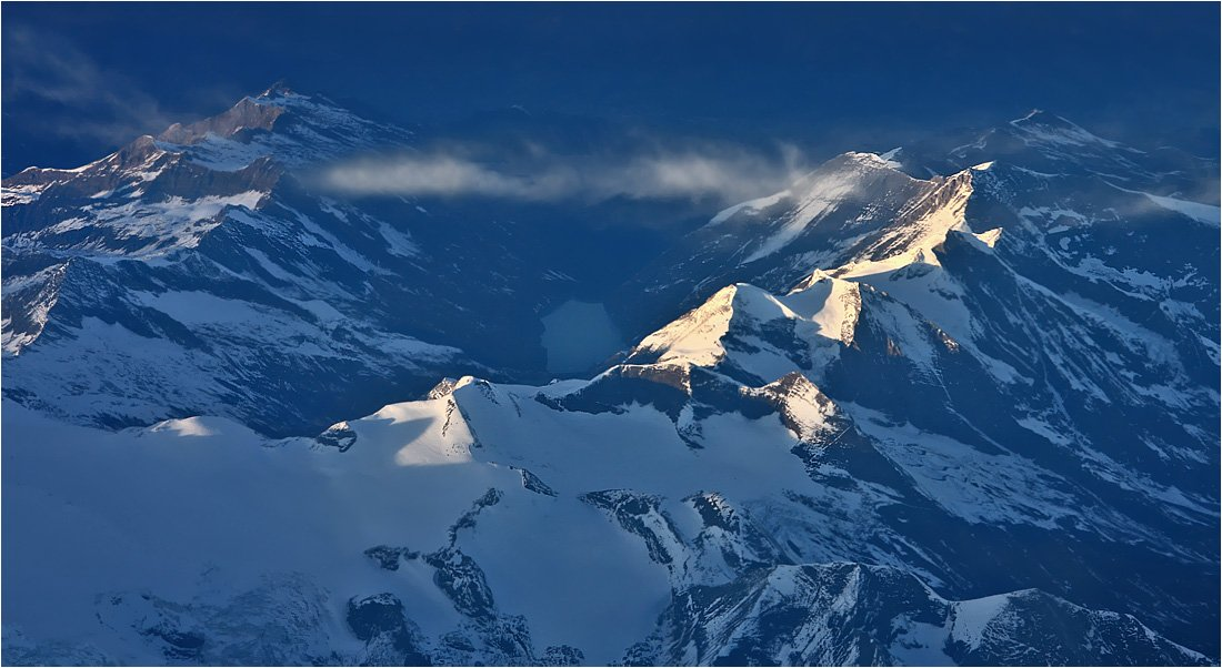 альпы, горы, Тарасов Алексей