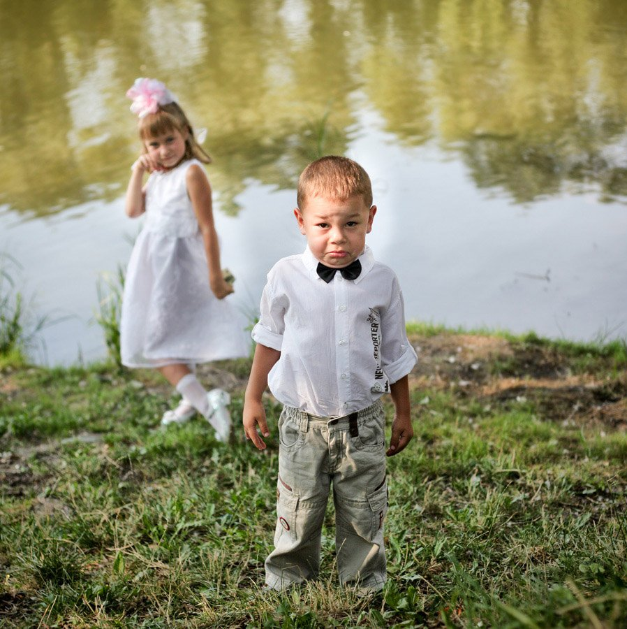 свадебное фото, свадьба, жанр, портрет, Fluoriscent