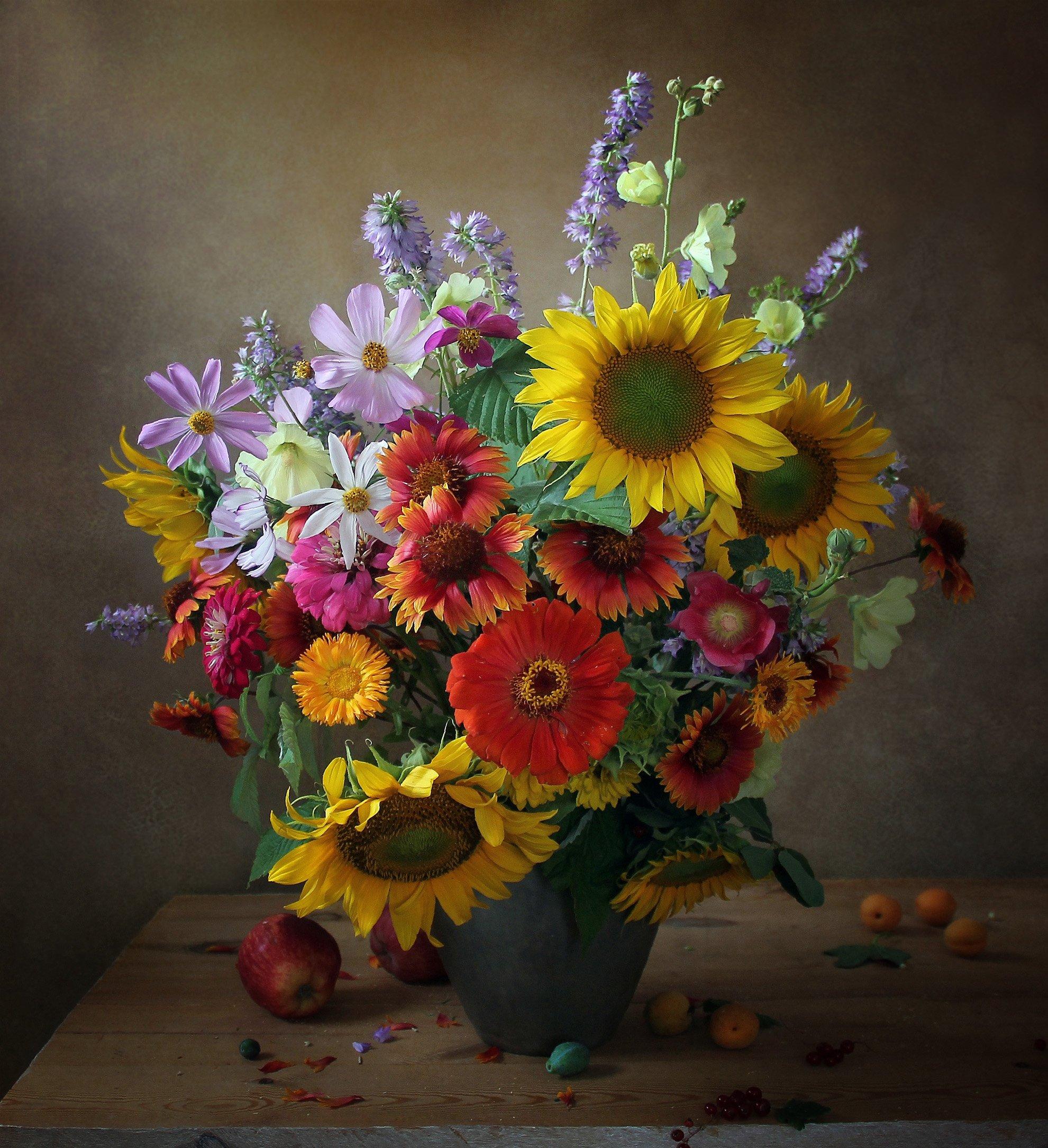 У лета много ярких красок Марина Филатова
