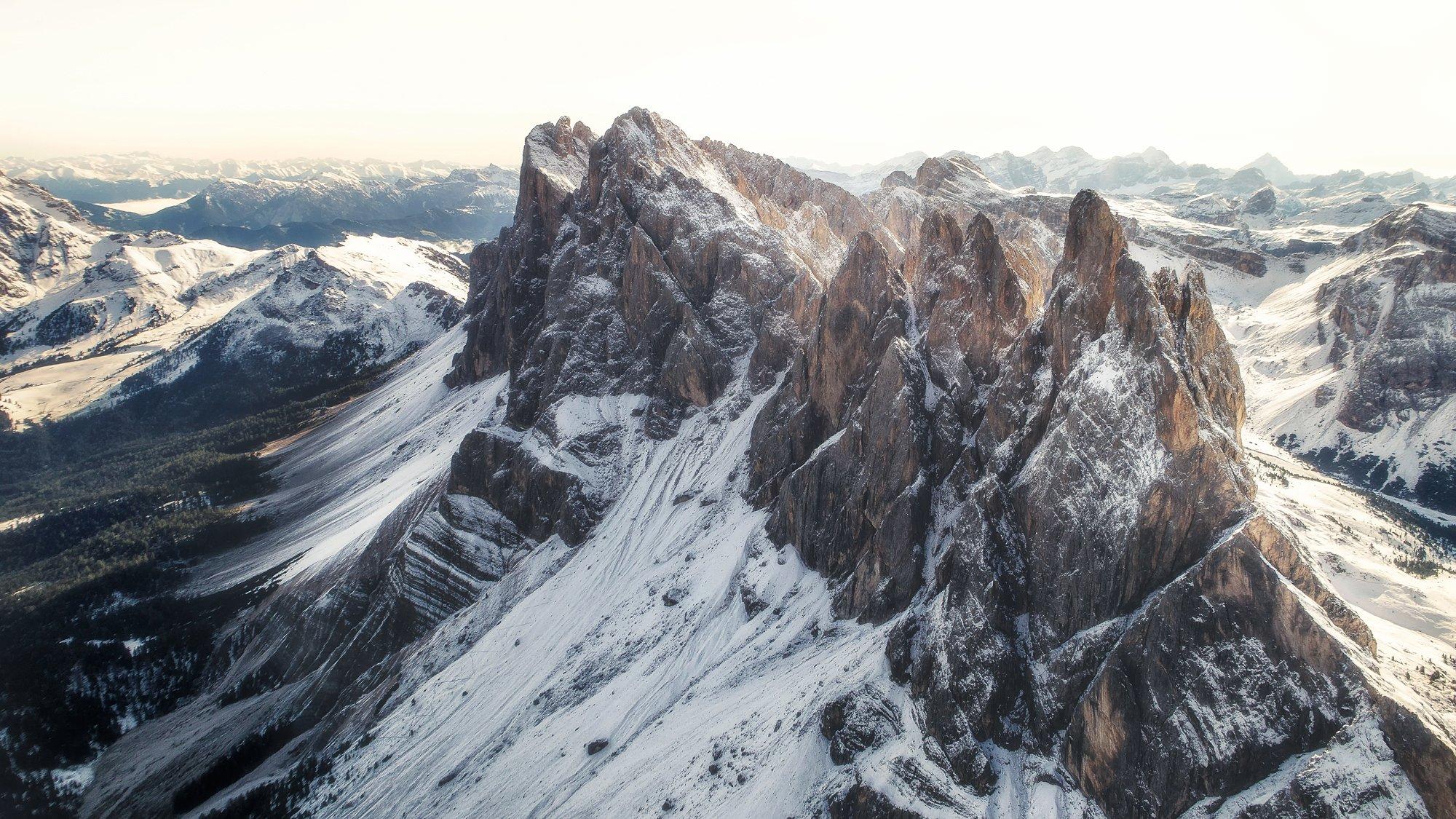 #seceda #italia #италия #горы #доломиты, Arthur Cross