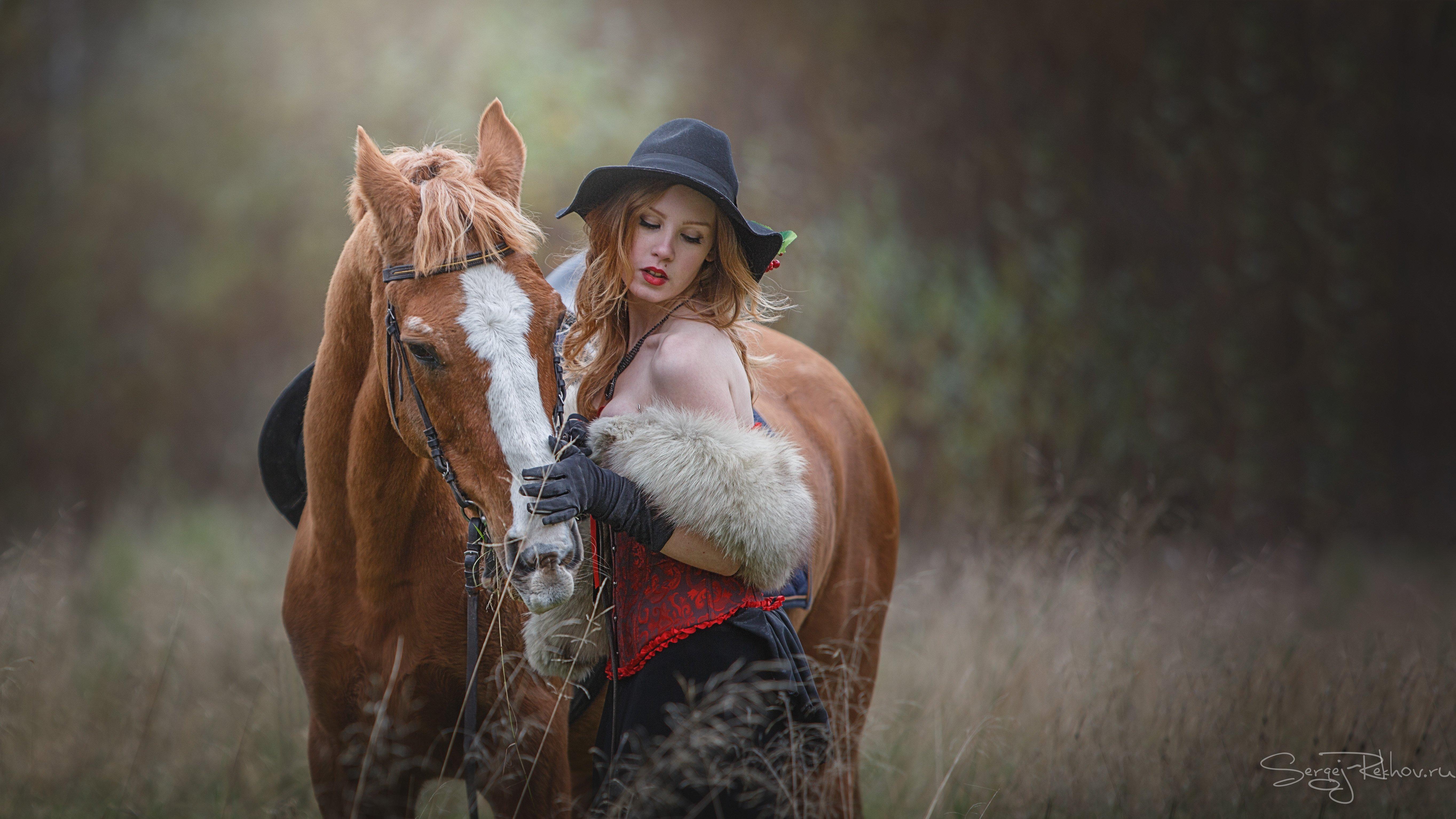конюшня, девушка, конь, животное, рехов, СергейРехов, rekhov, sergejrekhov, Сергей Рехов