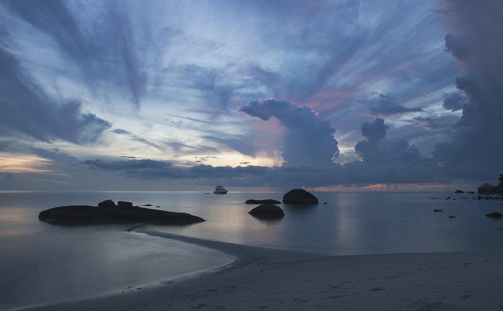 таиланд, самуи, рассвет, остров, Sergey B.