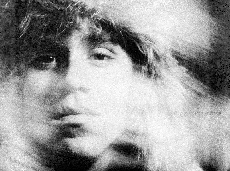 парень, портрет, зима, шапка - ушанка, Olga Surikova