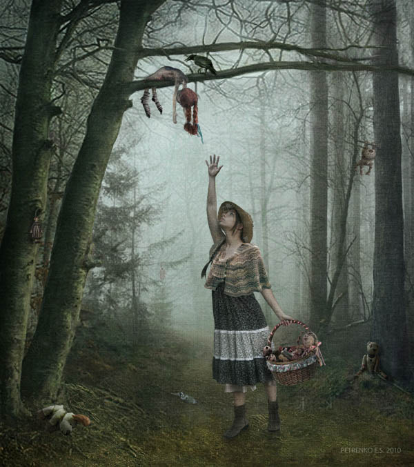 игрушки, колллаж, артфото, Elena Petrenko