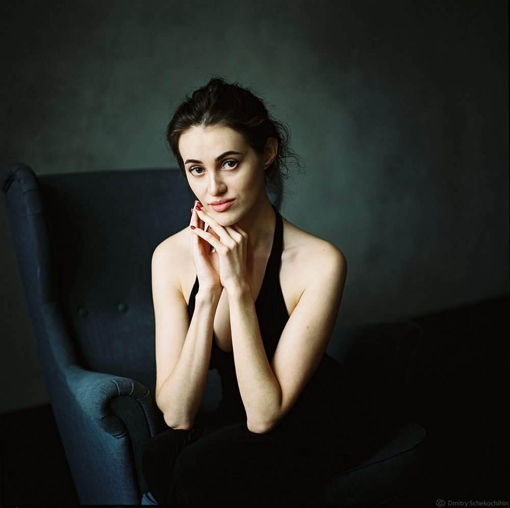 bronica portra400 portrait, Дмитрий Щекочихин