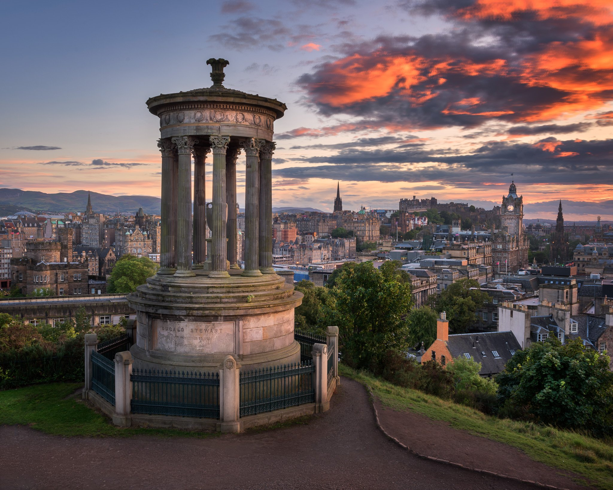 ancient, architecture, attraction, beautiful, britain, building, calton, capital, castle, city, cityscape, clock, corinthian, culture, dugald, dusk, edinburgh, europe, european, evening, famous, heritage, hill, historic, historical, history, iconic, kingd, anshar