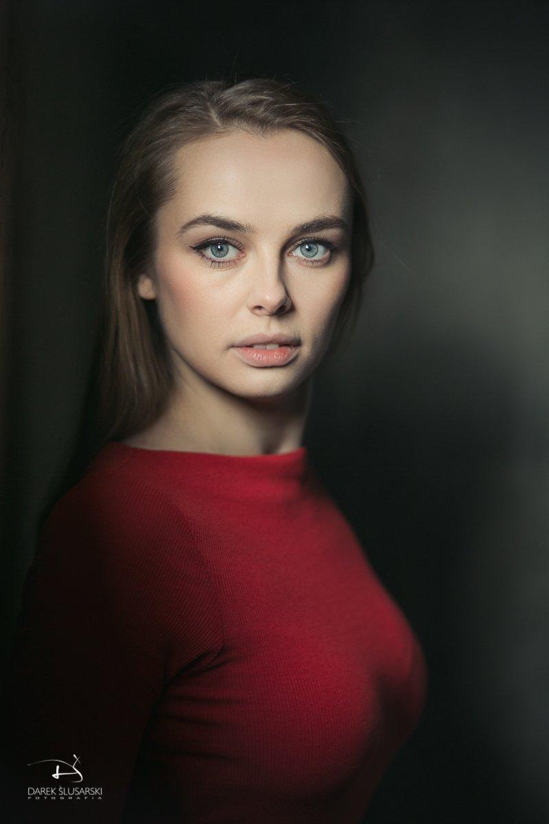 woman, warsaw, portrait, photographer, Legionowo, darekslusarski, Darek Ślusarski