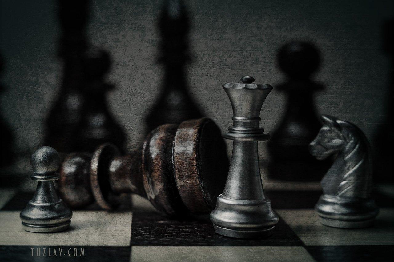 шахматы, пешки, Владимир Тузлай