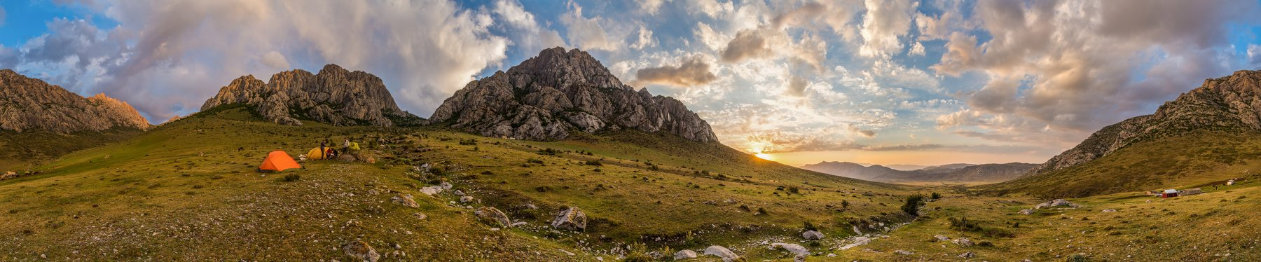 Каравшин, Памиро-Алай, Горы, Туркестанский хребет, Evgeniy Khilkevitch