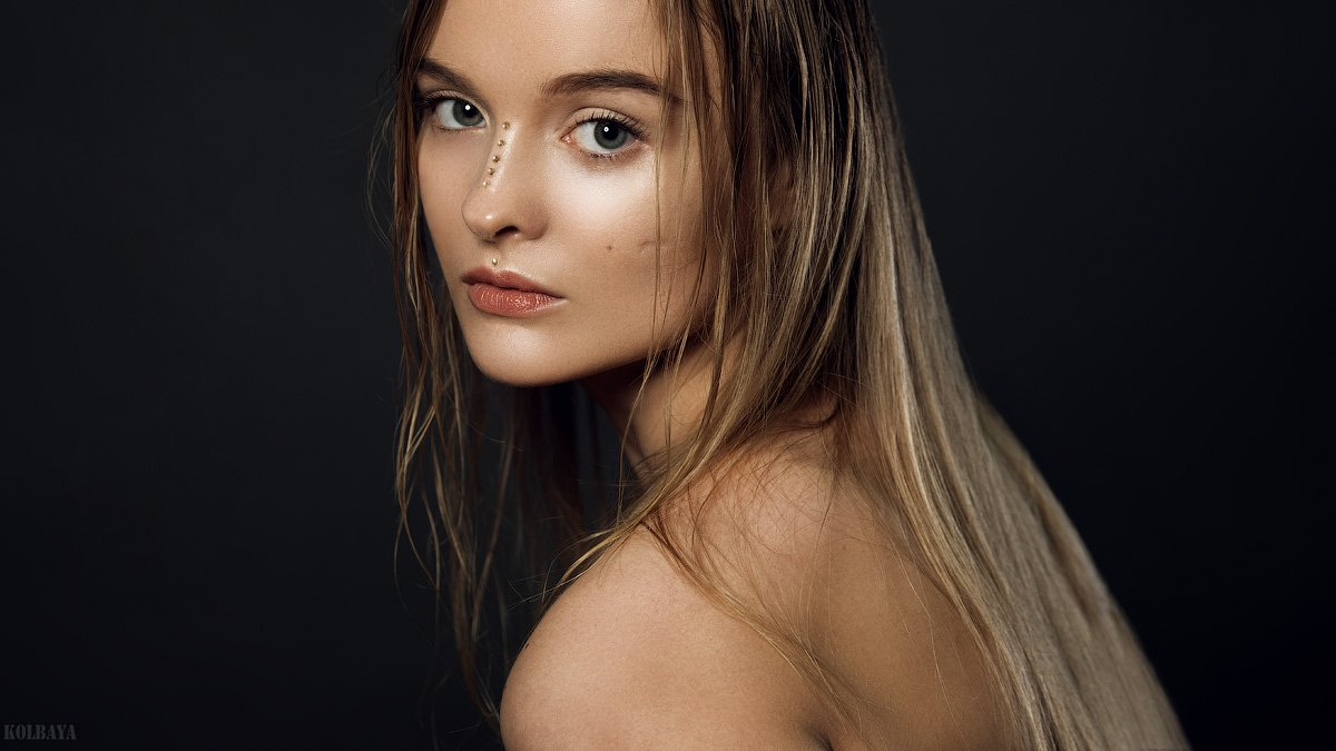 портрет, модель, бьюти, Колбая Александр